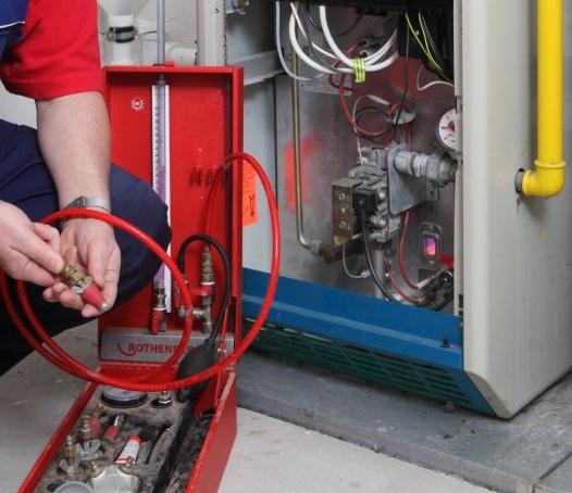 Промывка котла системы отопления