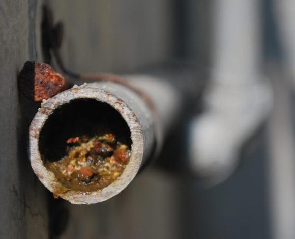 Промывка систем водоснабжения